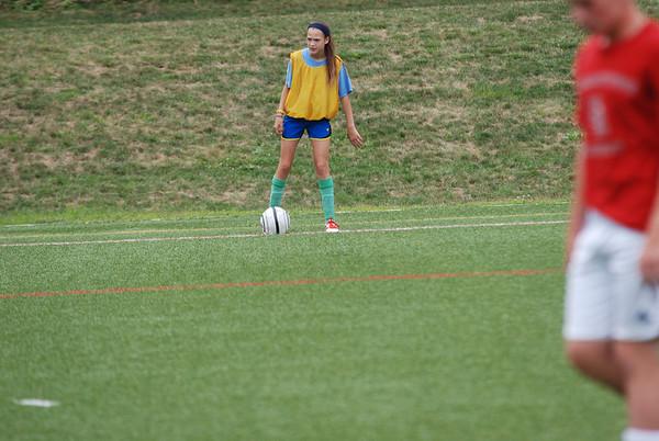 Girls' Soccer Camp