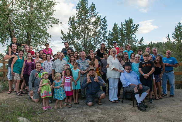 Colorado Family Reunion