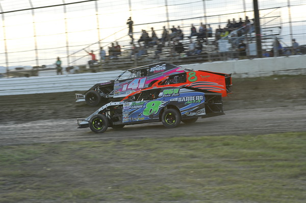 Midwest & IMCA Modifieds