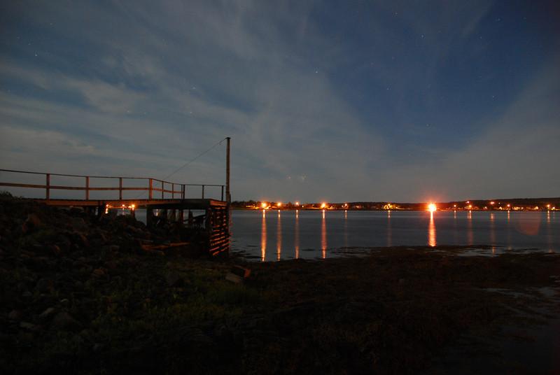 Grand Harbor at Night - 13