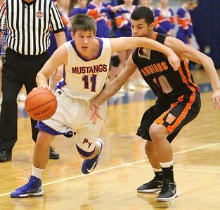 Penn Yan Basketball 1-8-13