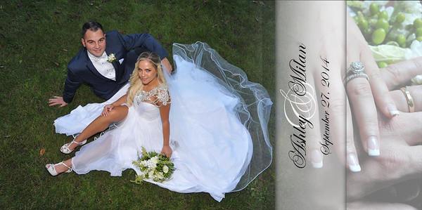 Ashley & Milan Wedding Album