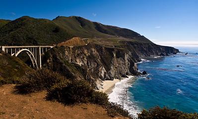 Big Sur, Carmel, Monterey