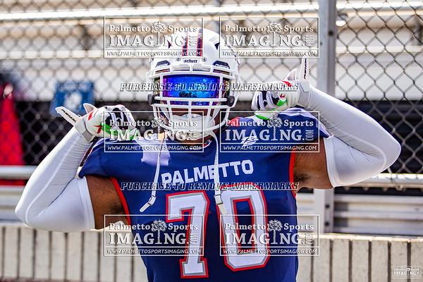 9-5-21 Palmetto Prep vs MDA