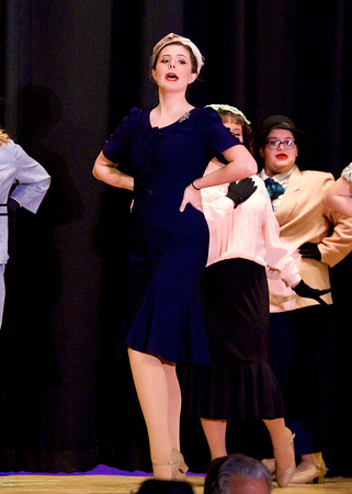 "NBHS ""Me and My Girl"" - Performance Gallery #1"