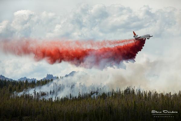 Hell Roaring Fire (July 4, 2014)