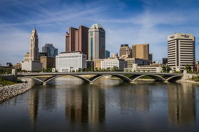Around Columbus, Ohio
