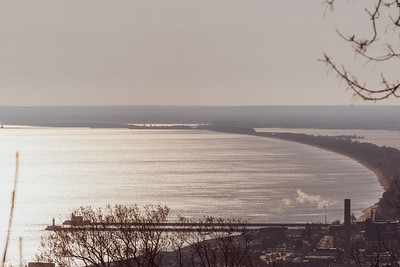 2020 10 27: View from Copper Top Church, Duluth
