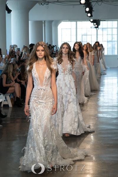 BERTA Couture Runway