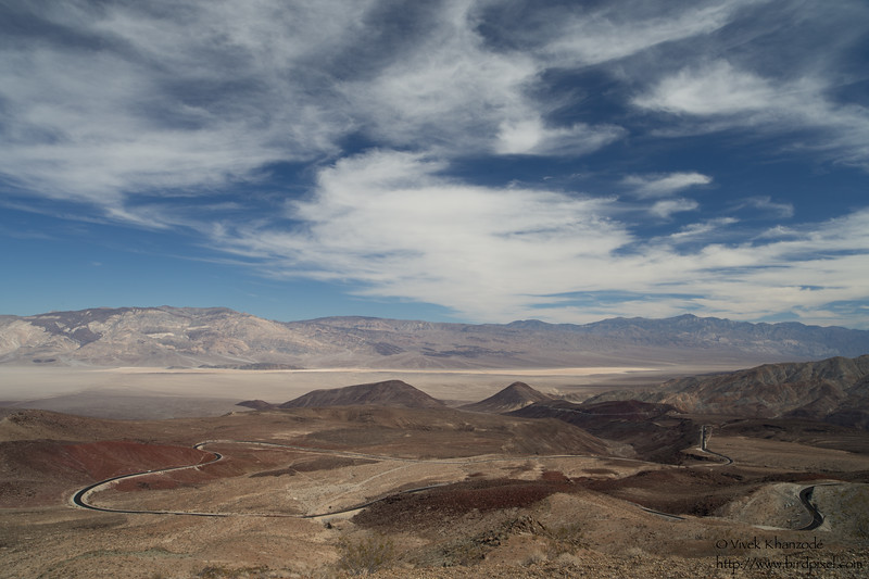Father Crowley Point - Death Valley National Park, CA, USA