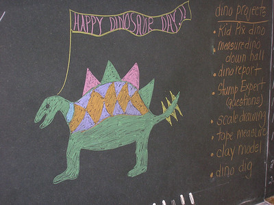 2S Dinosaur Day!