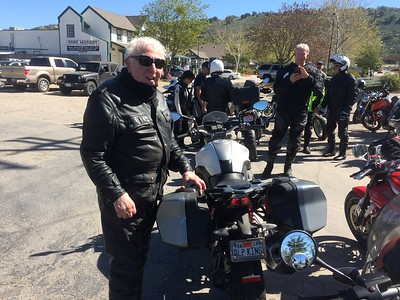 April 2 John Hermann WCC ride