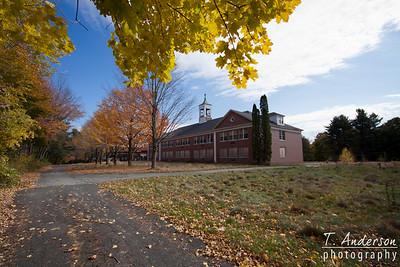 Abandoned Mass School