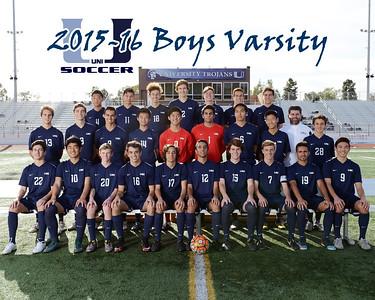 2015-16 Varsity Boys