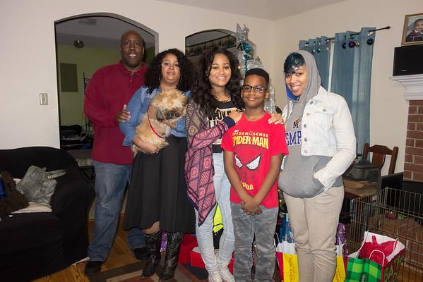 Singleton Nathaniel Christmas Photos 2015
