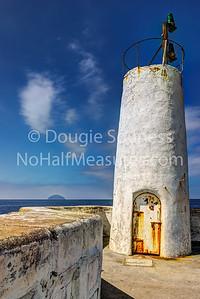 'The Girvan Lighthouse'