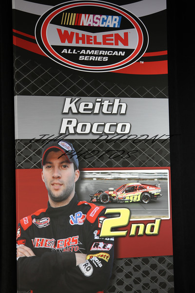 2012 NASCAR Whelen All Americian Series Awards