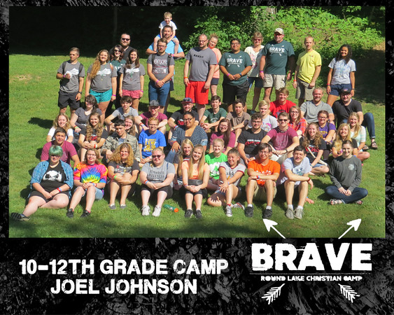 10-12th Grade Camp