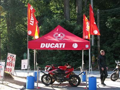 2008-07-13 Ducati Hypermotard demo