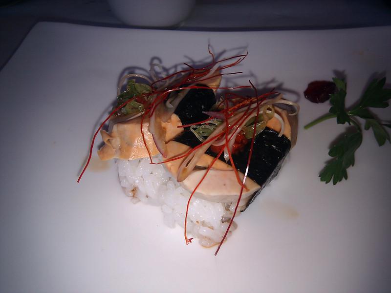 Kabuto Japanese Restaurant - Ankimo Sushi