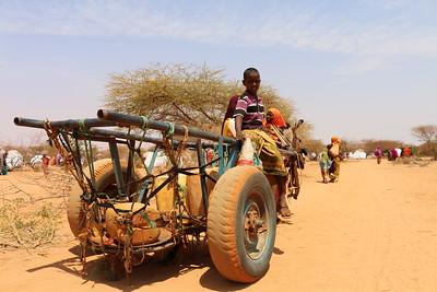 Somalia drought - Media