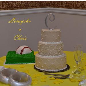 AlbumLeroysha & Chris' WeddingALBUM