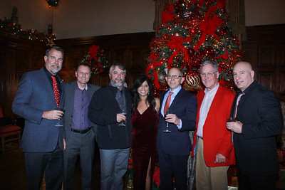 Coldwell Banker Parties at the Athenaeum