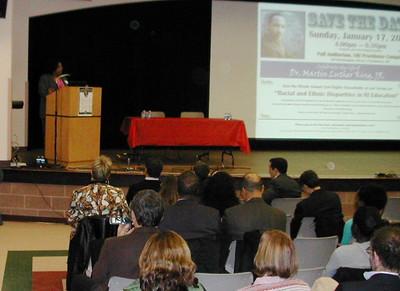 2010 Roundtable MLK Celebration