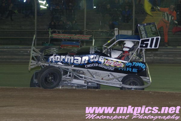 Superstox East Anglian Championship, Foxhall Stadium, 31 March 2012