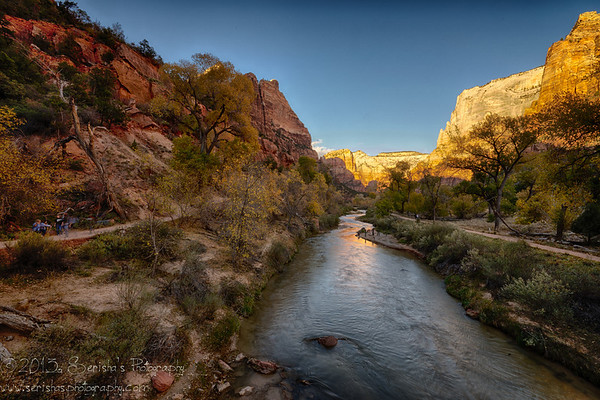 Zion and Red Canyons, Utah