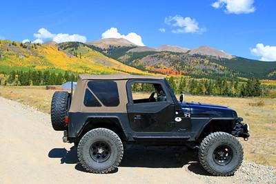 2009 Jeep Boreas Pass