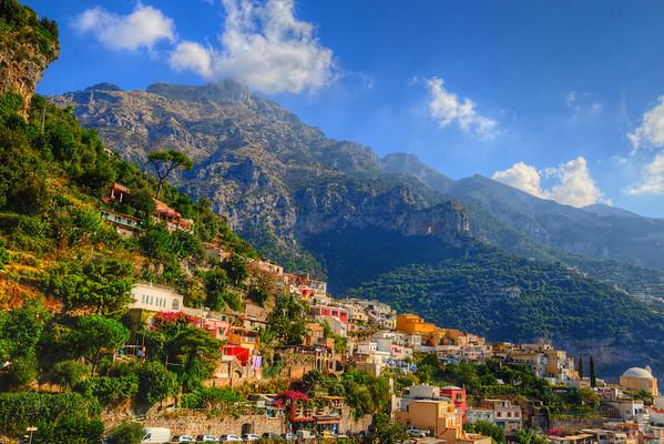 Sorrento, Positano  and Surrounding environs