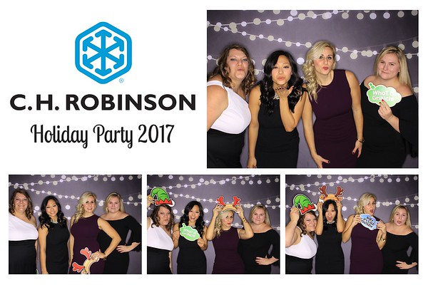 """C.H. Robinson 12/16/17  """"Holiday Party 2017"""""""