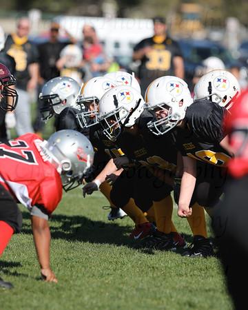 Steelers vs Red Raiders