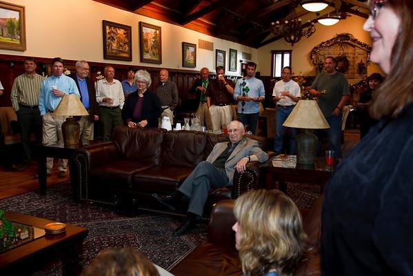 Farewell Celebration for Dale Zimdarzs