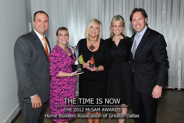 2012 McSAM Awards