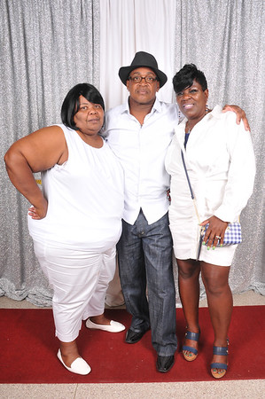 Sensational Sizzling 60 All White Affair