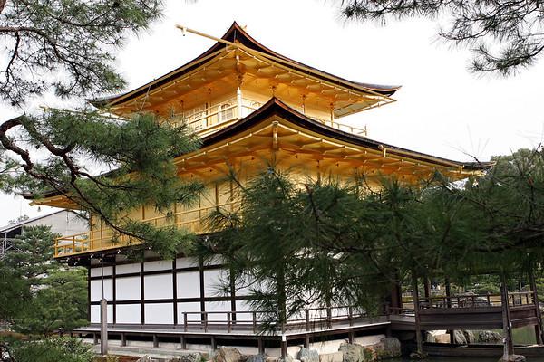 Kinkakuji - Golden Pavilion