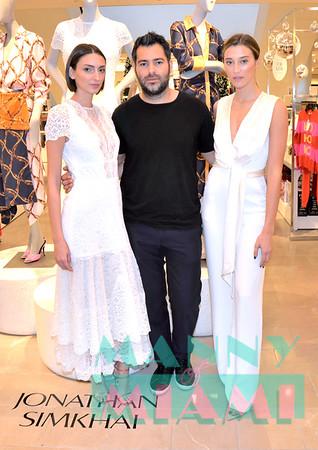 12-12-19 Designer Jonathan Simkhai Visits Neiman Marcus Coral Gables