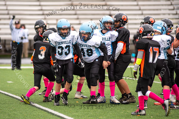 Oct 28 - Peewee vs Hackettstown