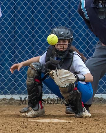 2021-4-21 WHS Girls Softball vs Windham