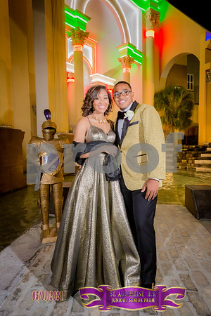 St Augustine High School - Prom 2021