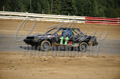 Coos Bay Speedway - Dirt Oval - Sept. 6, 2009