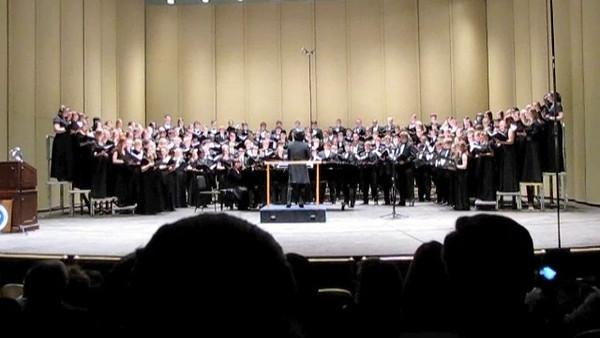 NC High School Honors Chorus 2011