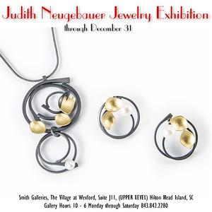 Judith Neugebauer Holiday Jewelry Exhibition 2017