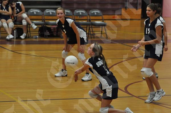 Ellsworth Vs. Sumner: October 12, 2010
