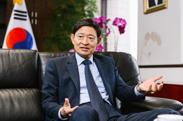 韓國駐台大使 | 人物專訪