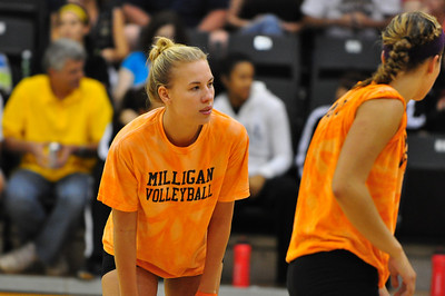 2010 Milligan College Volleyball