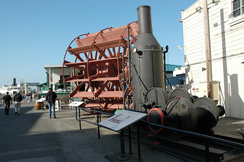 S.F. Maritime National Historical Park