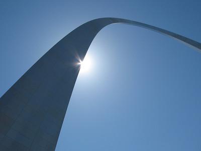 Gateway Arch, St. Louis - Jun. 1, 2011